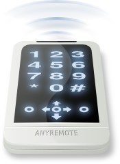 anyRemote · Control your computer with your phone
